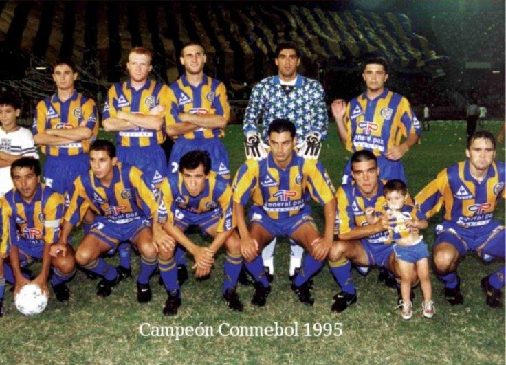 Conmebol 1995